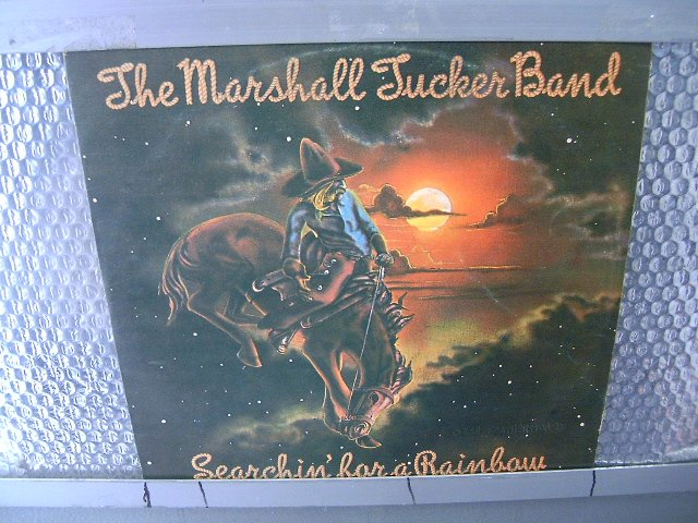 THE MARSHALL TUCKER BAND seachin' for a rainbow LP 1977 ROCK MUITO RARO VINIL