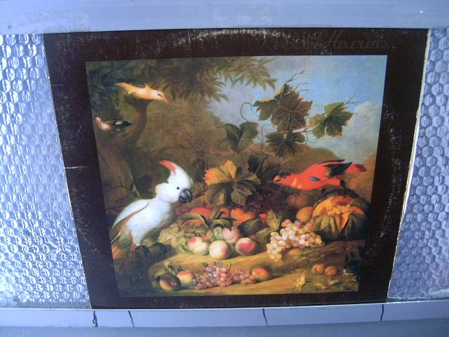 PROCOL HARUM exotic birds and fruit LP 1974 PROGRESSIVE ROCK**