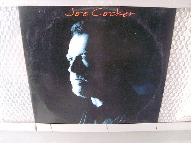 JOE COCKER have a little faith LP 1994  ROCK MUITO RARO VINIL