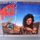 ROBERT PLANT now and zen LP 1988 ROCK**