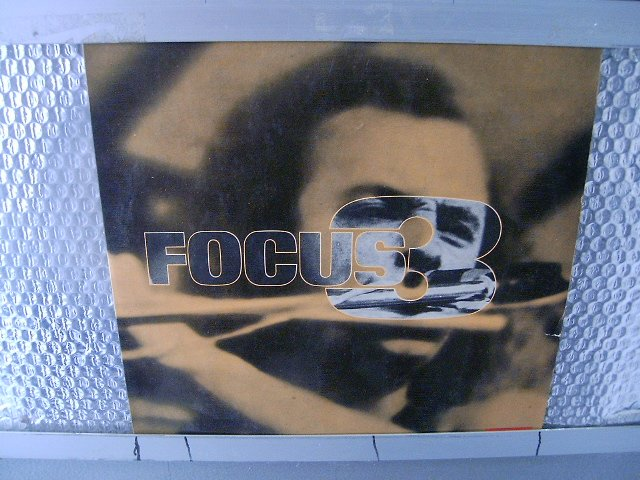 FOCUS focus 3 LP 1973 PROGRESSIVE ROCK MUITO RARO VINIL