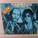 HUDSON FORD worlds collide LP 1975 ROCK**