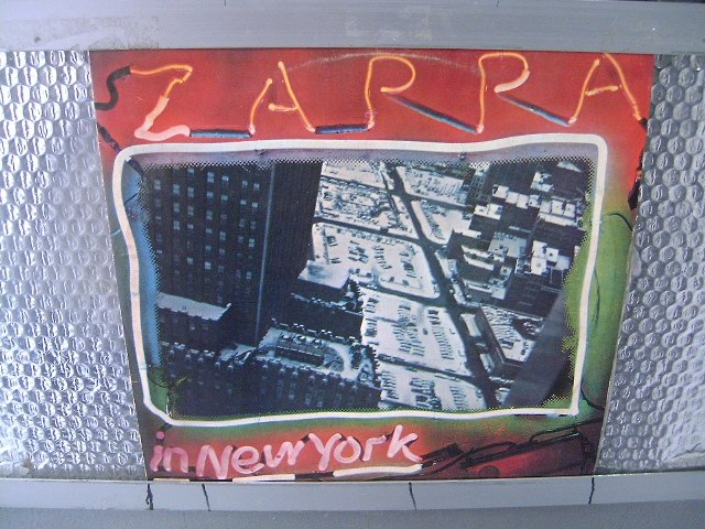 FRANK ZAPPA zappa in new york 2LP 1978 JAZZ ROCK MUITO RARO VINIL