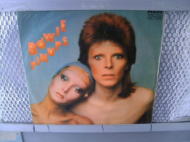 DAVID BOWIE pin ups LP 1974 ROCK MUITO RARO VINIL