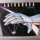 AUTOGRAPH sign in please LP 1984 HARD ROCK**