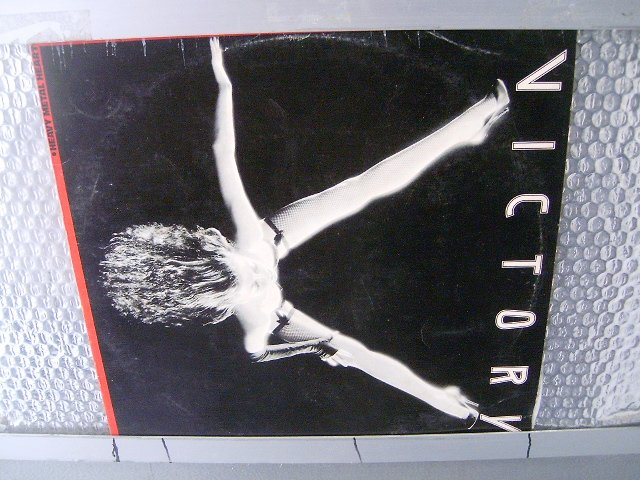 VICTORY victory LP 1985 HARD ROCK*