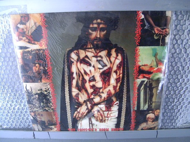 PORRADA the society's open hurts LP 1993 GRIND CORE MUITO RARO VINIL