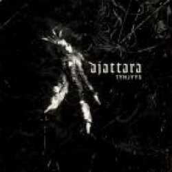AJATTARA tyhjyys CD 2004 BLACK METAL