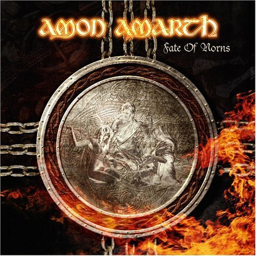 AMON AMARTH fate of horns CD 2004 VIKING DEATH METAL