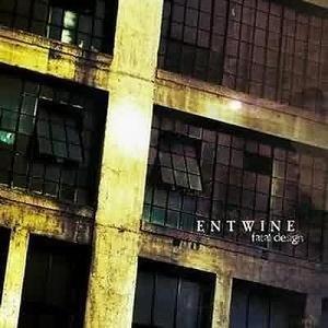 ENTWINE fatal design CD 2006 POP GOTHIC ROCK