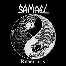 SAMAEL rebellion MINI CD 1995 BLACK METAL