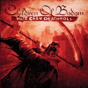 CHILDREN OF BODOM hatecrew deathroll CD 2003 MELODIC THRASH HEAVY METAL