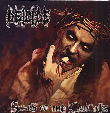 DEICIDE scars of the crucifix CD 2004 DEATH METAL