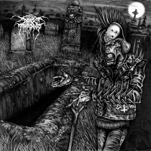 DARKTHRONE f.o.a.d. CD 2007 BLACK METAL