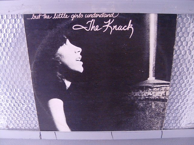 THE KNACK ...but the little girls understand LP 1980 ROCK**