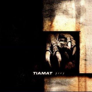 TIAMAT prey CD 2003 GOTHIC ROCK
