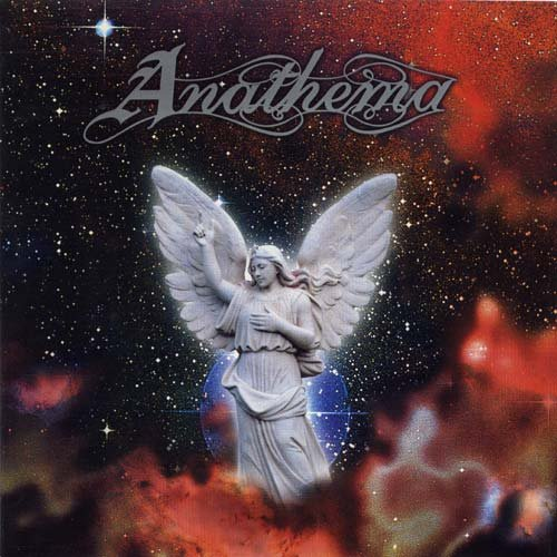 ANATHEMA eternity CD 1996 DOOM METAL