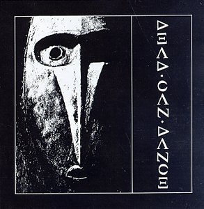 DEAD CAN DANCE dead can dance CD 1984 GOTH MUSIC