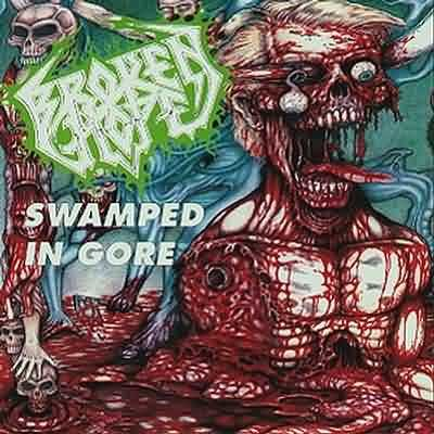 BROKEN HOPE swamped in gore CD 1991 DEATH METAL