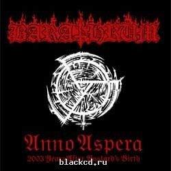 BARATHRUM anno aspera 2003 nears after bastard's birth CD 2005 BLACK METAL