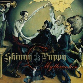 SKINNY PUPPY mythmaker SLIPCASE CD 2007 EBM INDUSTRIAL