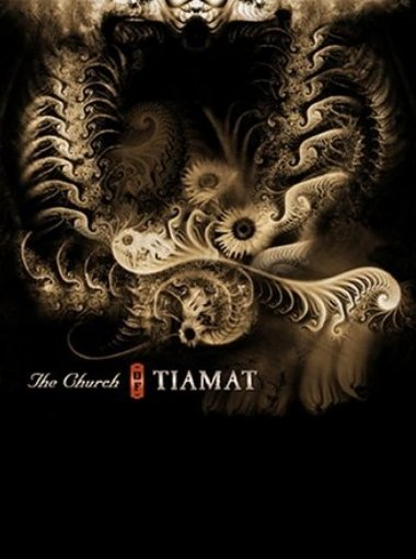 TIAMAT the church of tiamat DVD 2006 GOTHIC DOOM METAL
