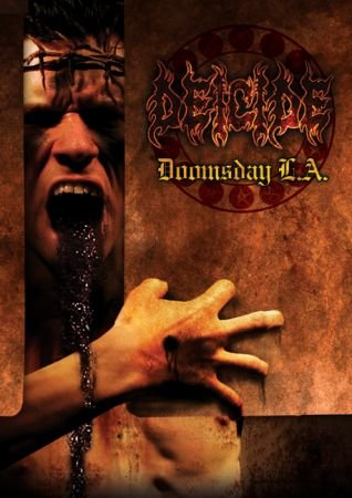 DEICIDE doomsday in l.a. DVD 2007 DEATH METAL