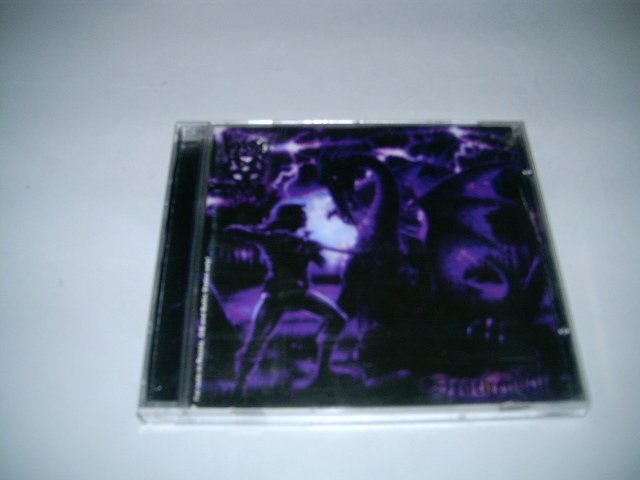 MYSTIC CIRCLE drachenblut CD 1998 BLACK METAL