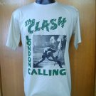 THE CLASH T SHIRT BEIGE   L