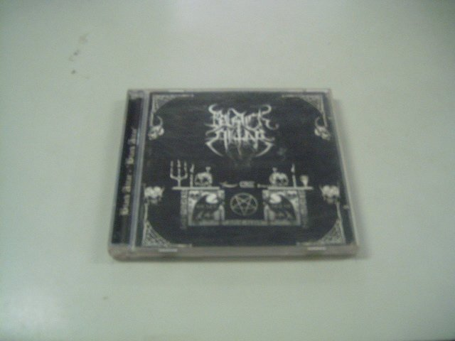 BLACK ALTAR black altar CD 2003 BLACK METAL