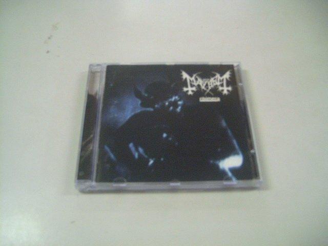 MAYHEM chimera CD 2004 BLACK METAL