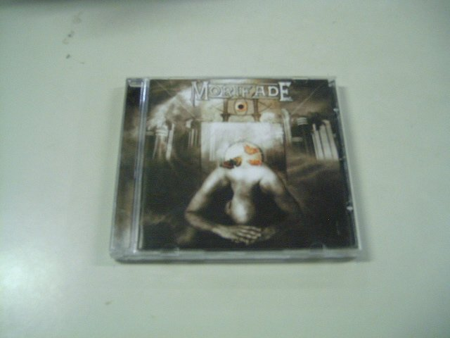 MORIFADE domi nation CD 2003 HEAVY METAL