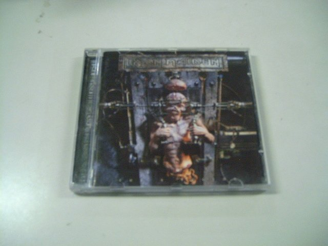 IRON MAIDEN the x factor CD 1995 HEAVY METAL
