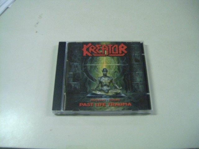 KREATOR 1985 - 1992 past life trauma CD 2000 THRASH METAL