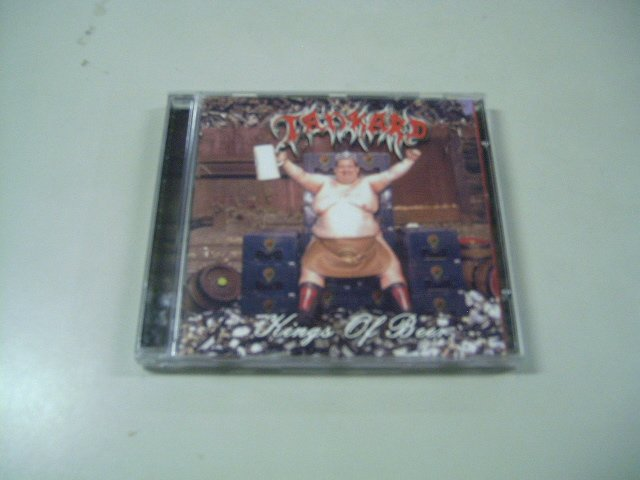 TANKARD kings of beer CD 2000 THRASH METAL