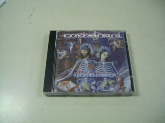 CATHEDRAL the carnival bizarre CD 1994 STONER METAL