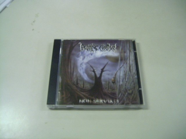 ROTTING CHRIST no serviam CD 1994 DARK METAL
