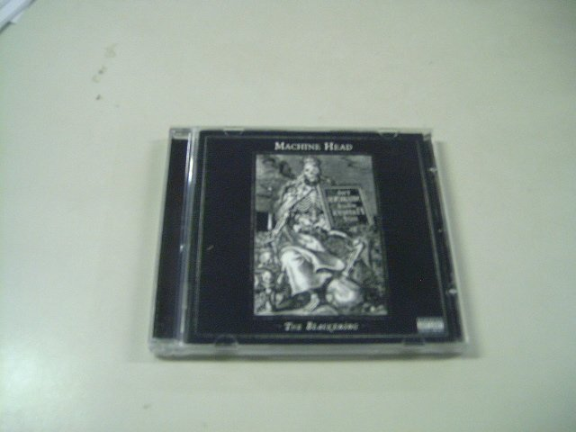 MACHINE HEAD the blackening CD 2007 THRASH METAL