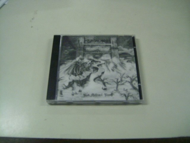 SATYRICON dark medieval times CD 1993 BLACK METAL