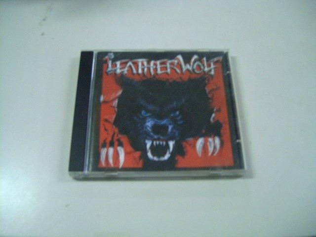 LEATHERWOLF leatherwolf CD 1984 HEAVY METAL