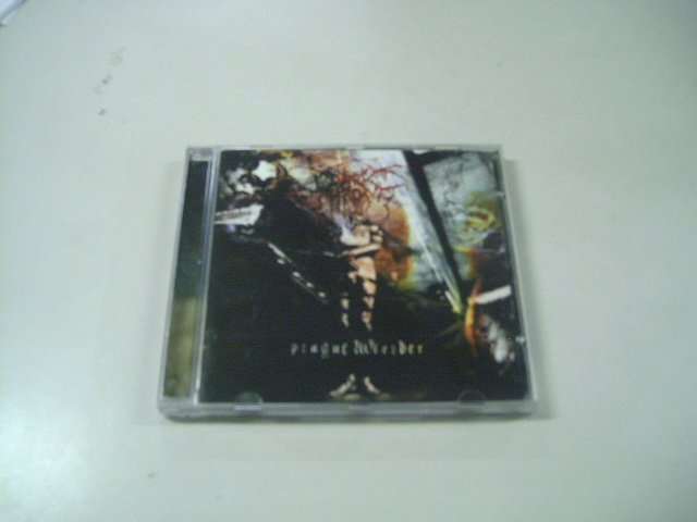 DARKTHRONE plaguewielder CD 2001 BLACK METAL