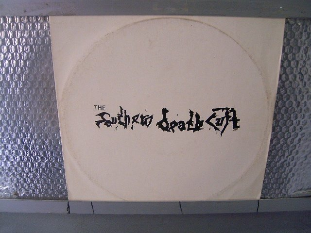 THE SOUTHERN DEATH CULT the southern death cult LP 1987 POS PUNK