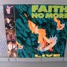 FAITH NO MORE live at the brixton academy LP 1991 ALTERNATIVE ROCK METAL