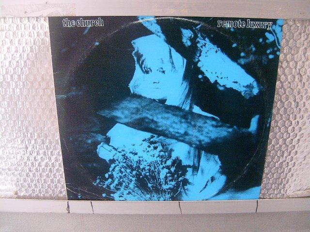 THE CHURCH remote luxury LP 1985 POS PUNK