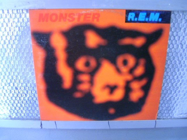 REM monster LP 1994 ROCK POP