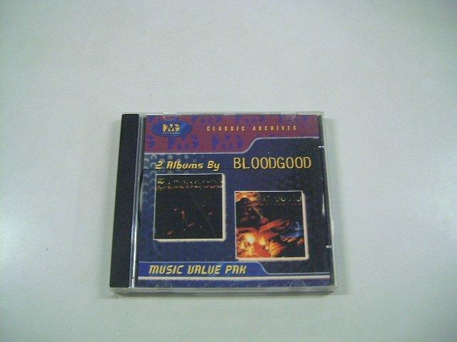 BLOODGOOD bloodgod - detonator 1998 HARD ROCK (WHITE METAL)