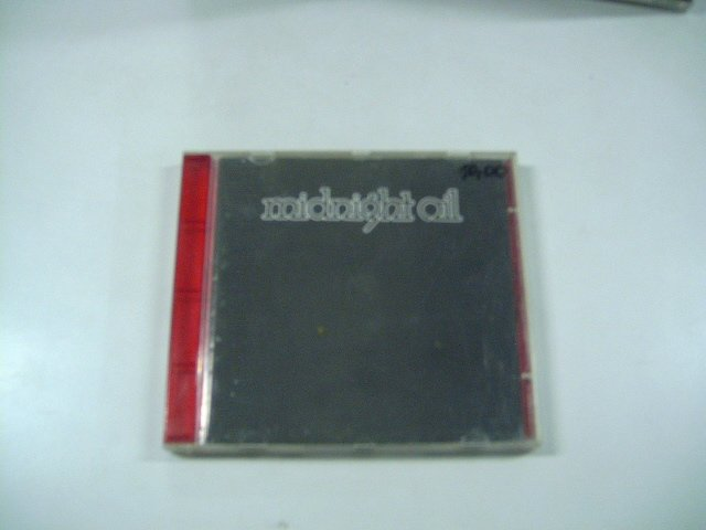 MIDNIGHT OIL midnight oil CD 1977 SURF MUSIC