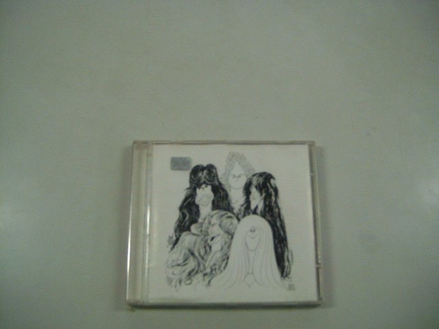 AEROSMITH draw the line CD 1978 HARD ROCK