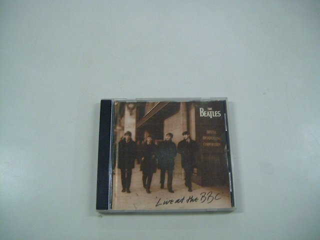 BEATLES live at the bbc CD 1994 ROCK