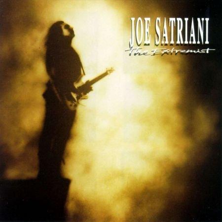 JOE SATRIANI the extremist CD 1992 ROCK